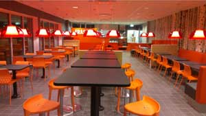 restaurang inredning design