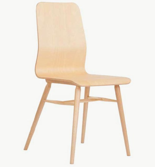 Stol X-chair wood, 15 färger
